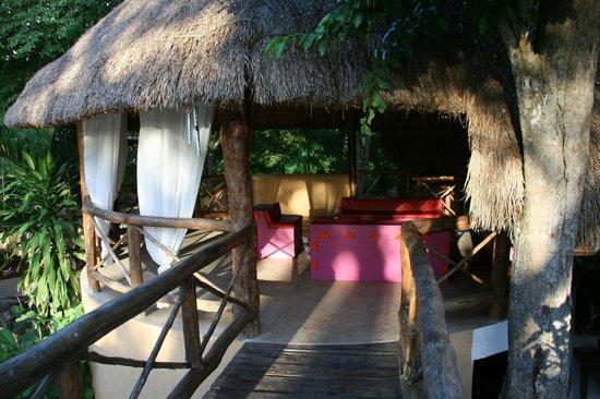 Hacienda Santa Cruz: Spa