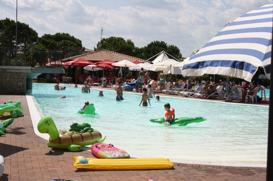 Camping Park delle Rose: Pool