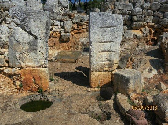 Torre d'en Galmes: TORRE GALMES - BRASERO y Piletas AGUA