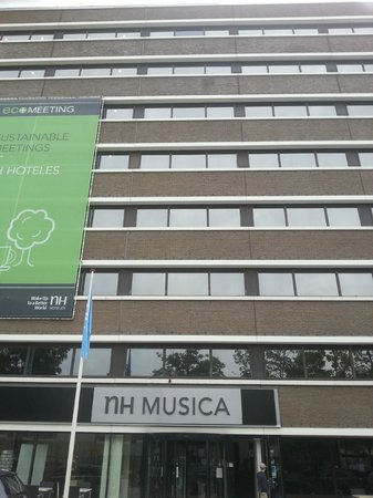 NH Amsterdam Zuid: L'hotel