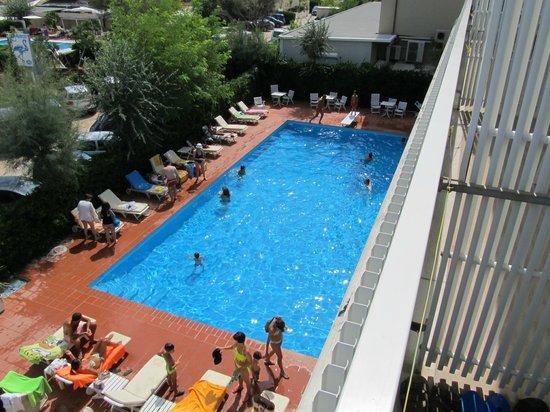 piscina riscaldata dell'Hotel Granada
