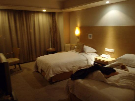 Hong Lou Hotel: Hotel's room