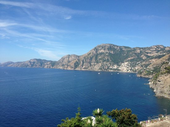 Hotel Tramonto d'Oro: looking from room 130