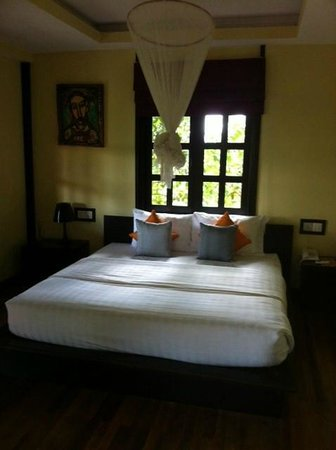 Pagoda Rocks Boutique Guesthouse: Room