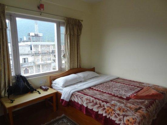 Hotel Global Inn: Double room
