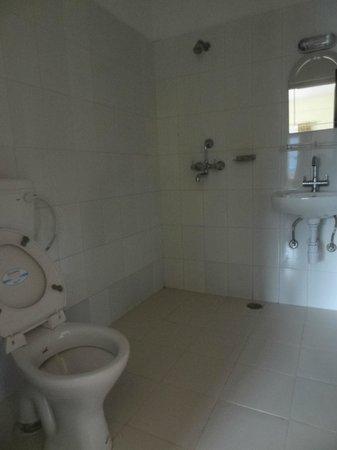Hotel Global Inn: Bathroom