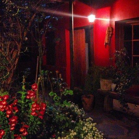 Casa Panqarani: Patio