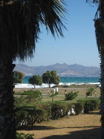 Costa Angela: Blick aus Zimmer 120