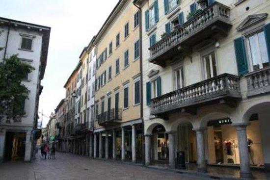 Hotel Stelvio: Varese