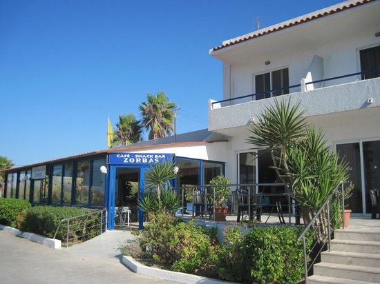 Costa Angela: Hoteltaverne