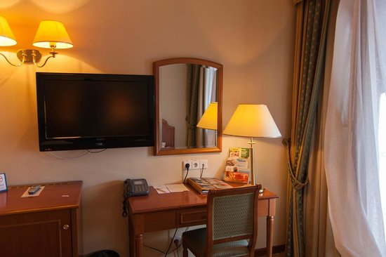 Hotel Oreanda: Рабочее место