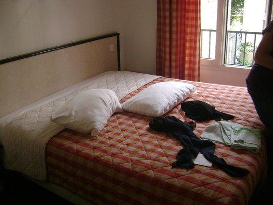 Pacific Hotel: la stanza