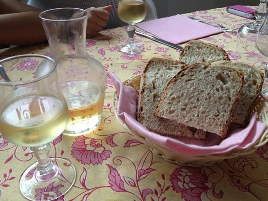 La Cantina di Dante : che pane!