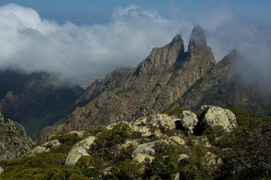 Socotra Island: Skand Peak