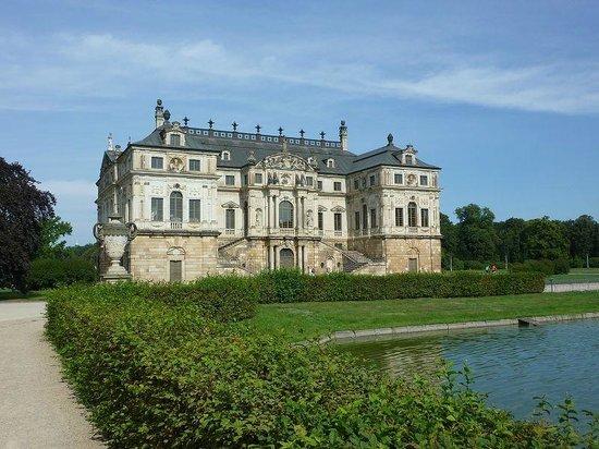Palais Großer Garten: Große Garten Dresdene