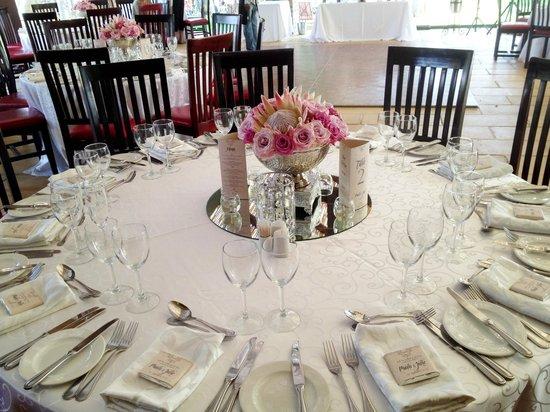 Casalinga Ristorante Italiano : wedding preparations