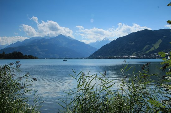 Hotel St. Georg: Zell am see lake