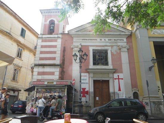 Cappella della Confraternita di San Giovanni Battista