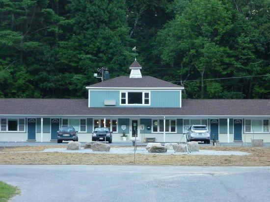 Briarcliff Motel: Hotel reception