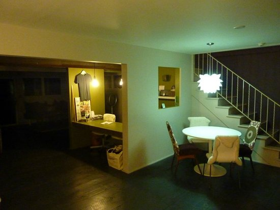 Briarcliff Motel : Reception