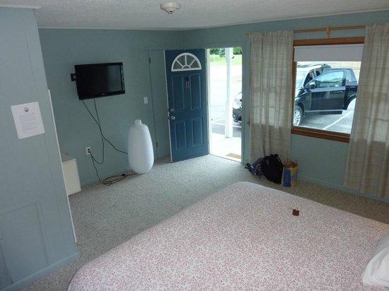 Briarcliff Motel : Bedroom
