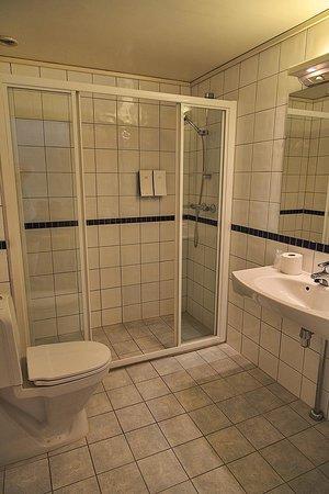 Scandic Scandinavie: Bathroom
