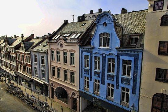 Scandic Scandinavie: View