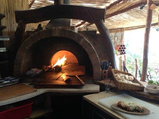Ramau0027s Kitchen: Wood Burning Oven