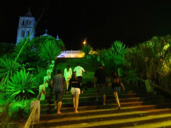 Matriz Sao Joaquim Church: Iluminação Noturna - Maravilhosa