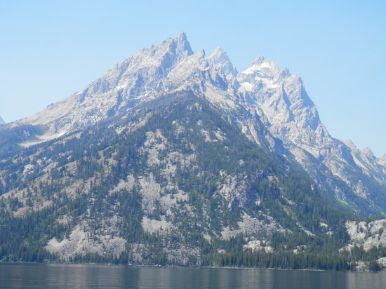 Jenny Lake: Cathedral Group