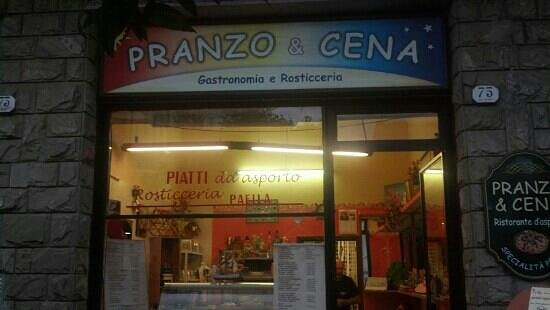 Gastronomia Pranzo e Cena : Pranzo e Cena