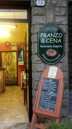 Gastronomia Pranzo e Cena: Menu