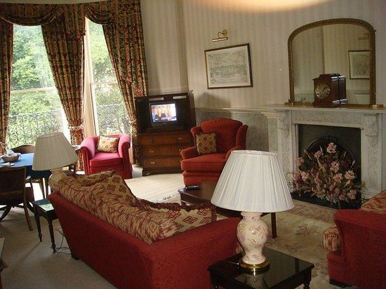 BEST WESTERN Clifton Hotel: Sitting room 112