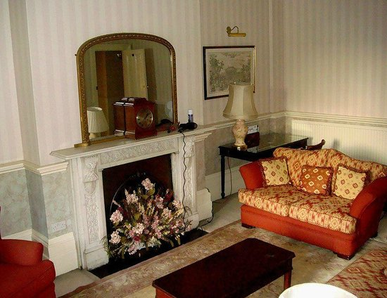 BEST WESTERN Clifton Hotel: Sitting room. 112