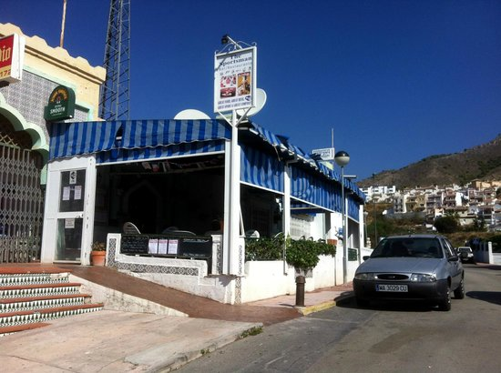 The Sportsman Bar and Restaurant - terrace and exterior