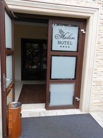 Helen Hotel Bacau: Login Hotel