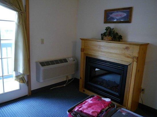 Edgewater Inn: Elektroofen