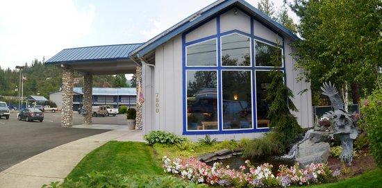 Edgewater Inn: Lobby