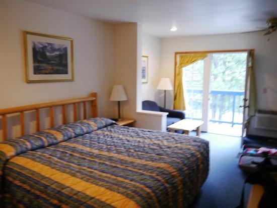 Edgewater Inn : Zimmer
