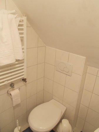"Hotel ""Am Siebersturm"" : Bagno"