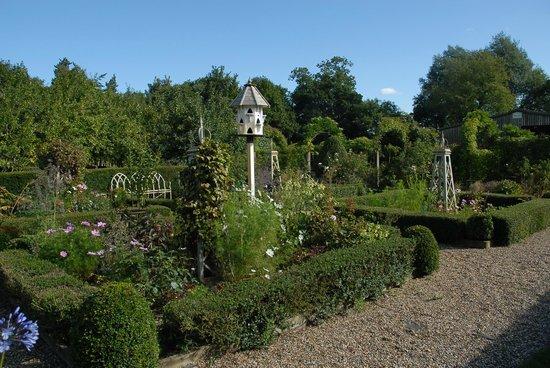 Manor House Farm: The Gardens