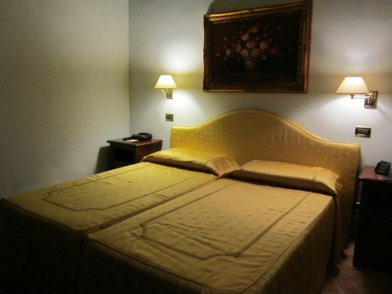 Hotel Relais Falisco : La mia camera