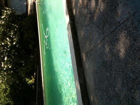 L'Anastasy: La piscine