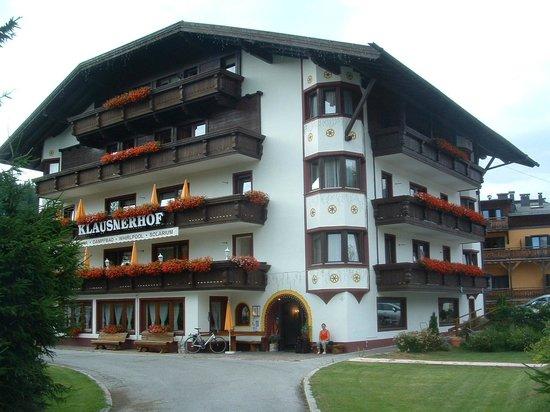 Hotel Garni Klausnerhof: Ingang