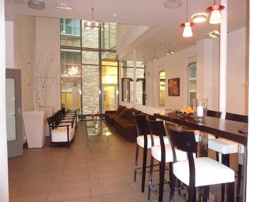 Thon Hotel Gildevangen: Lobby do hotel