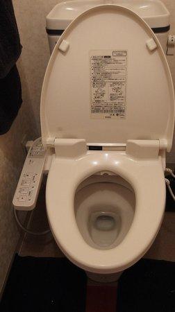 Aizuya Inn : Japanese toilets :)