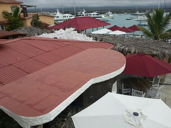 Angermeyer Waterfront Inn: Hermosa vista.