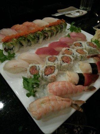 Shio: Sushi for 2
