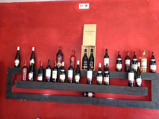 Aberdeen Steak House: Wine Selection