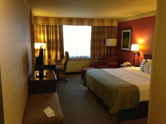 Holiday Inn Toronto International Airport: room
